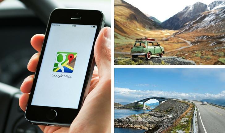 نحوه استفاده از Google Maps بدون اینترنت