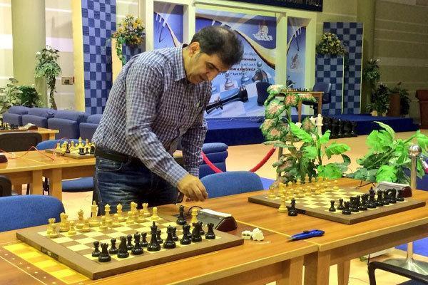 مهرداد پهلوان زاده کاندیدای خزانه داری فدراسیون شطرنج آسیا شد