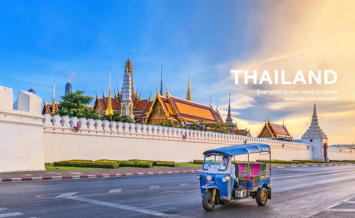 از کشور تایلند چه می دانید؟