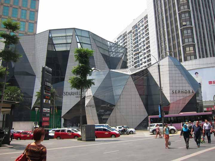 آشنایی با محبوبترین مراکز خرید مالزی