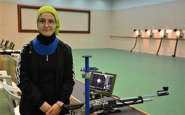 جوانترین عضو کاروان ایران: خوشحالم که بین قهرمانان بزرگ ورزشی هستم