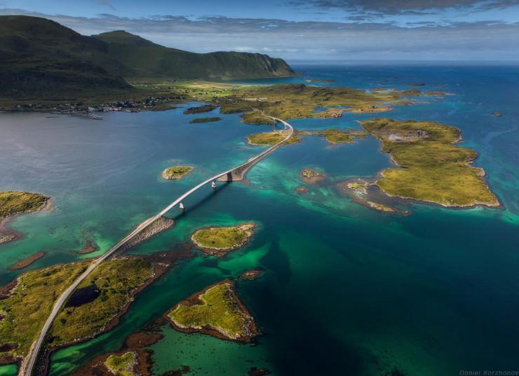 صخره های مرجانی نروژ