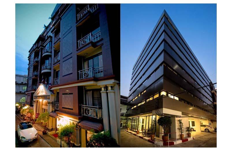 هتل وین لانگ پلیس در بانکوک