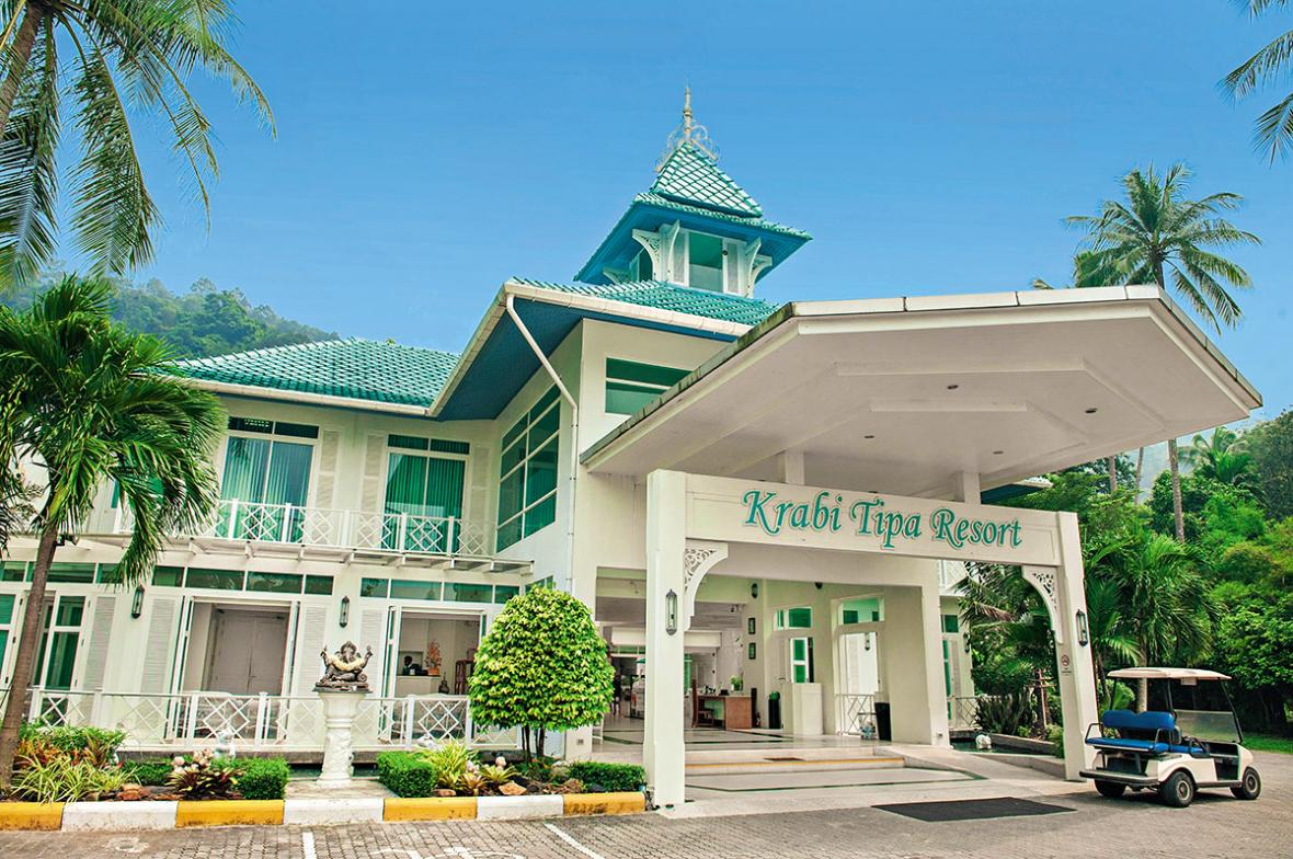 هتل تیپا ریزورت کرابی
