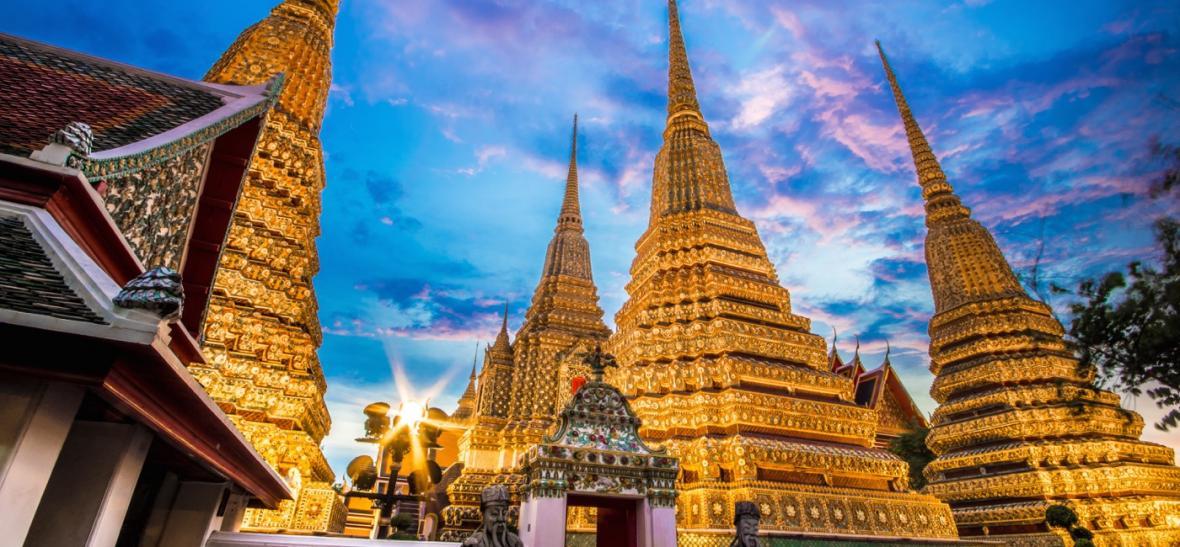سفر به شهر بانکوک