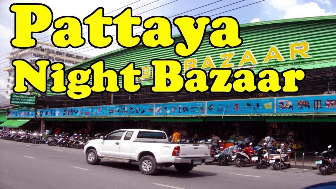 آشنایی با بازار شب پاتایا