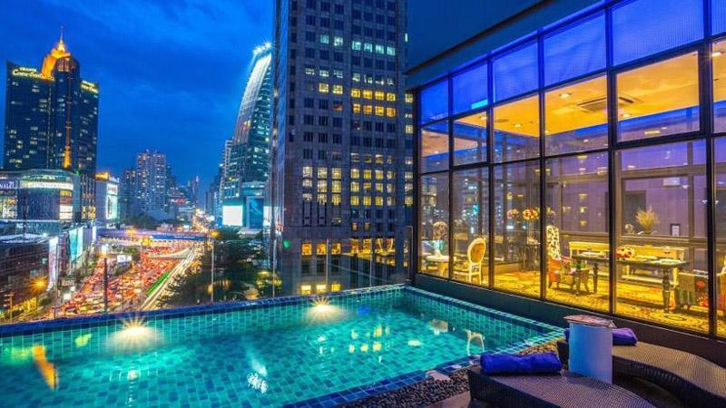 هتل کلور اسوک بانکوک