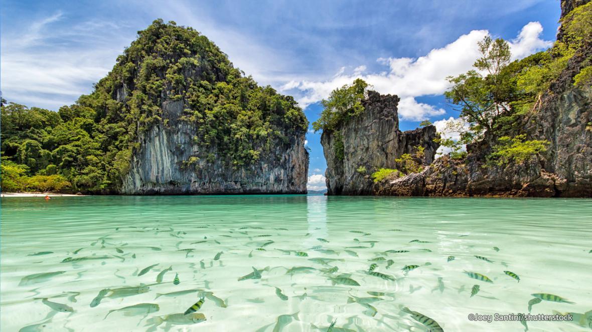پوکت بهترین جزیره از تایلند برای سفر