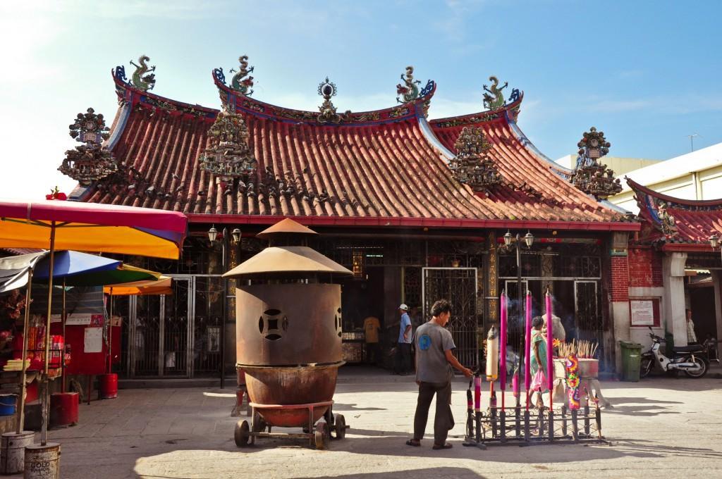 معبد کوان ین در پنانگ