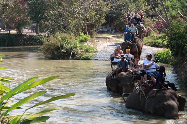 برترین جاذبه های تایلند