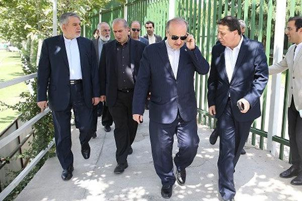 جلسه تاج با وزیر نامه تعلیق را منتفی کرد، مشخص تکلیف هیات رئیسه