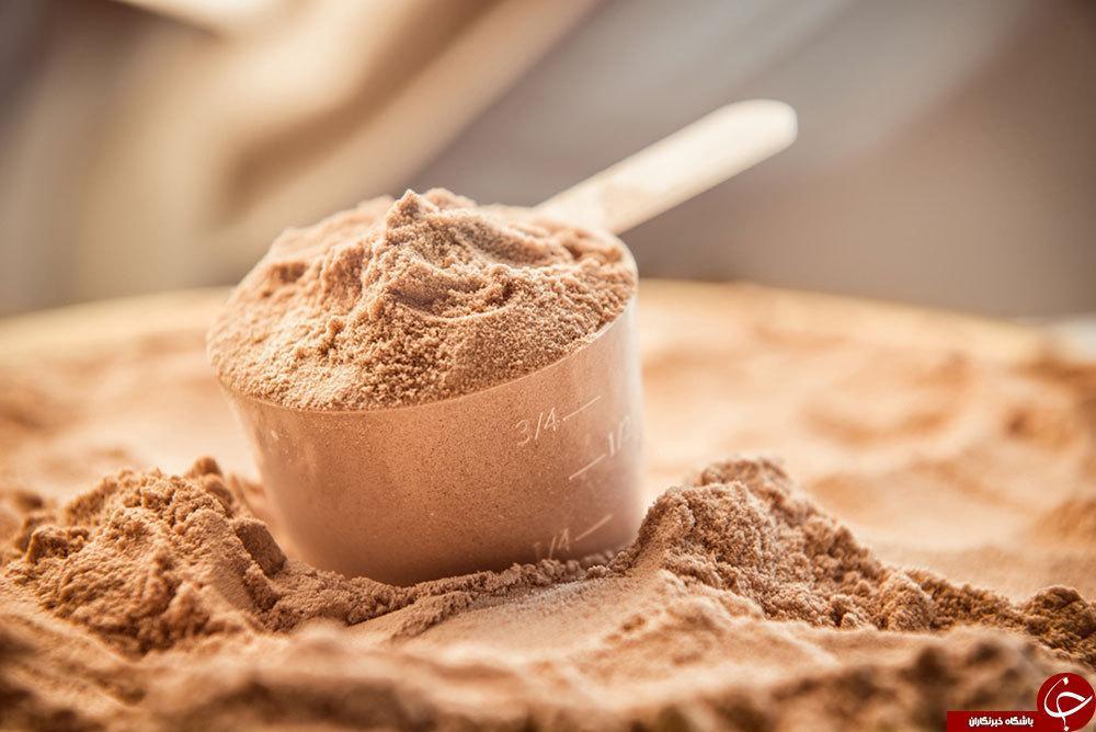 چطور در منزل پودر پروتئین درست کنیم؟، روش درست کردن پودر پروتئین برای ورزشکاران