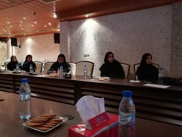 برگزاری کارگاه آموزشی ملی پایش و ارزیابی محیط های موزه ای در بندرعباس