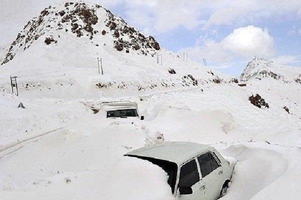 راه دسترسی 290 روستای آذربایجان شرقی مسدود شد
