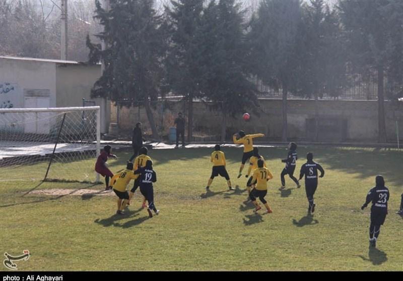 لیگ برتر فوتبال بانوان، پیروزی بم بر راهیاب ملل