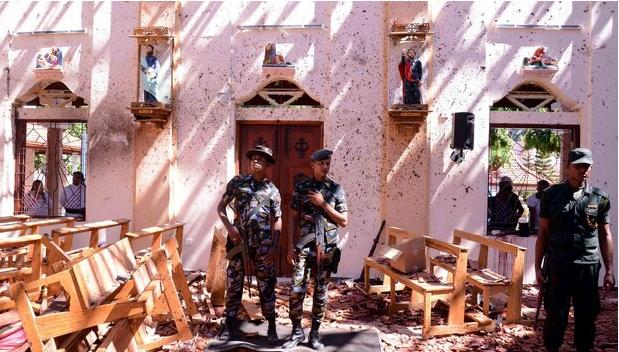 افزایش شمار قربانیان انفجارهای سریلانکا به بیش از 310 کشته