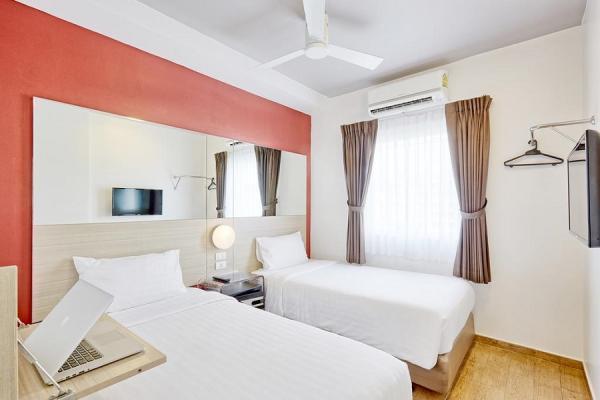آشنایی با هتل 3 ستاره رد پلانت پوکت