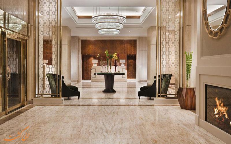 معرفی هتل 4 ستاره اومنی مونت رویال در مونترال کانادا