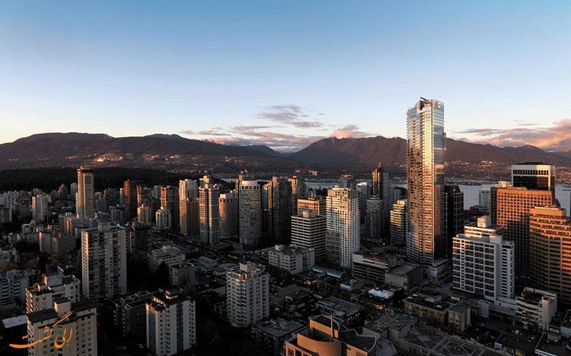 معرفی هتل 5 ستاره شانگری لا در ونکوور کانادا
