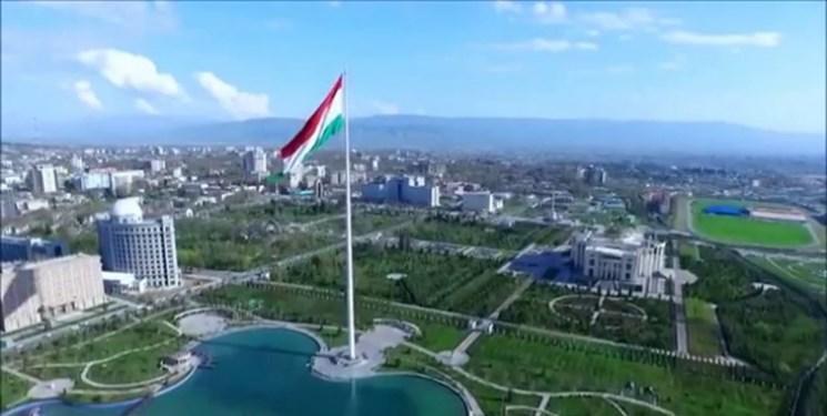 احداث و بهره برداری از پارک کوروش کبیر در پایتخت تاجیکستان
