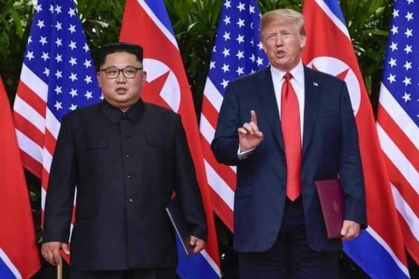 ترامپ خطاب به اون: رفیق نشست هانوی فرصت است!