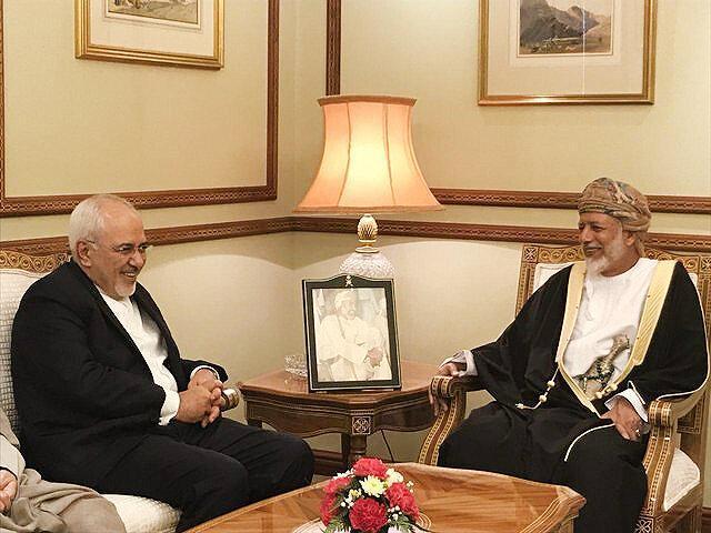 وزرای خارجه ایران و عمان دیدار می نمایند