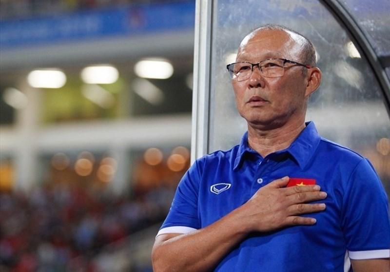پارک هانگ سئو: نگران شرایط روحی و روانی بازیکنان جوان ویتنام برای رویارویی با ایران هستم