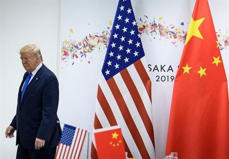 ادعای ترامپ: چین در حال اعزام نیرو به مرز هنگ کنگ است
