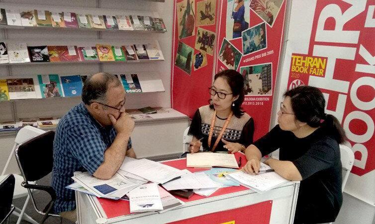تفاهم نامه ای برای فروش رایت کتاب های ایرانی با بزرگترین آژانس ادبی چین