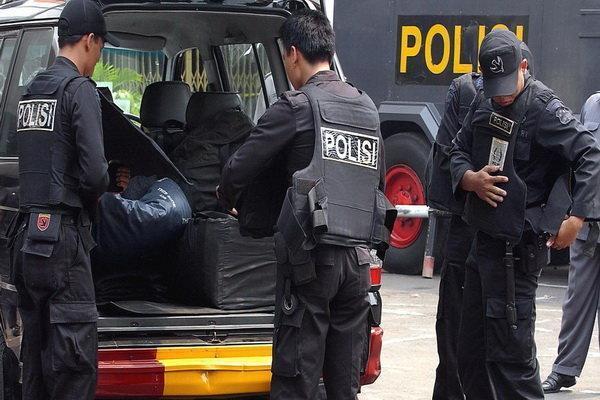 عاملان جذب تروریست برای داعش در اندونزی دستگیر شدند