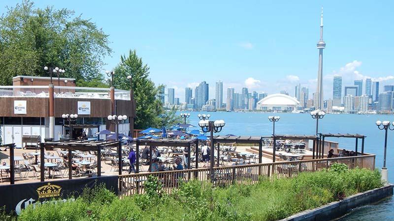 تجربه آرامش در جاذبه های تورنتو کانادا