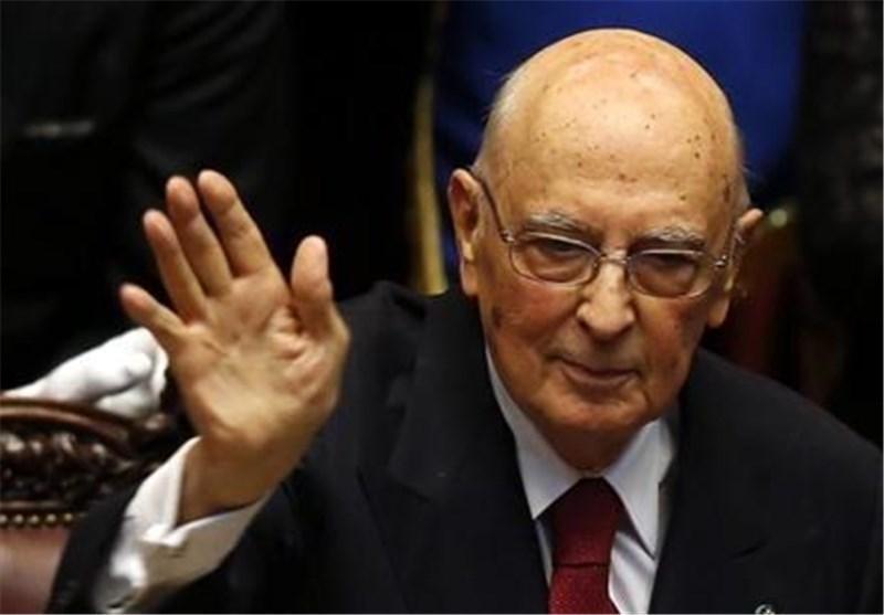 هشدار رئیس جمهور ایتالیا نسبت به برگزاری انتخابات زودهنگام
