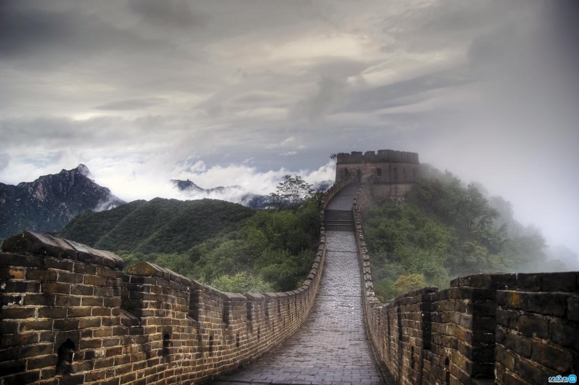 دیوار چین ، طولانی ترین سازه دست بشر و جاذبه های گردشگری چین