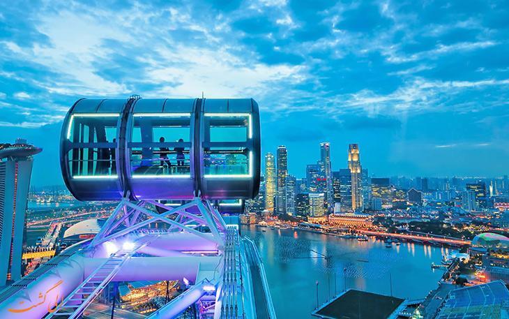 مواردی که باید در سفر به سنگاپور بدانید ، قسمت دوم