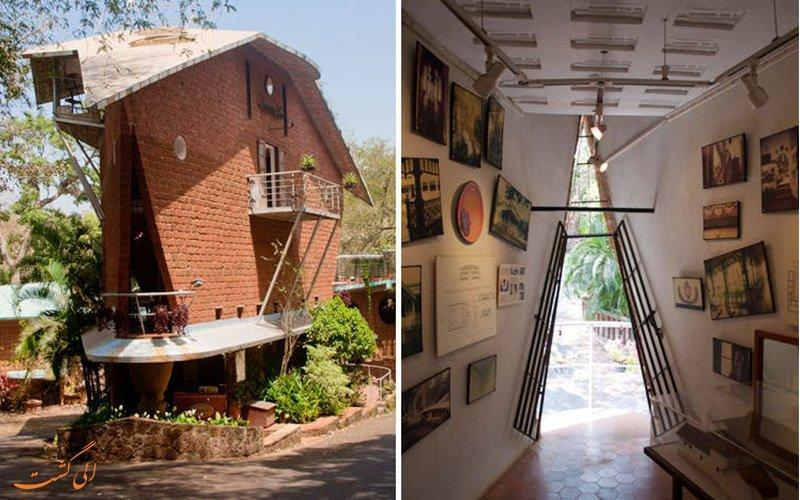 خانه گوا، موزه ای با سبک نوین معماری هند و پرتغال
