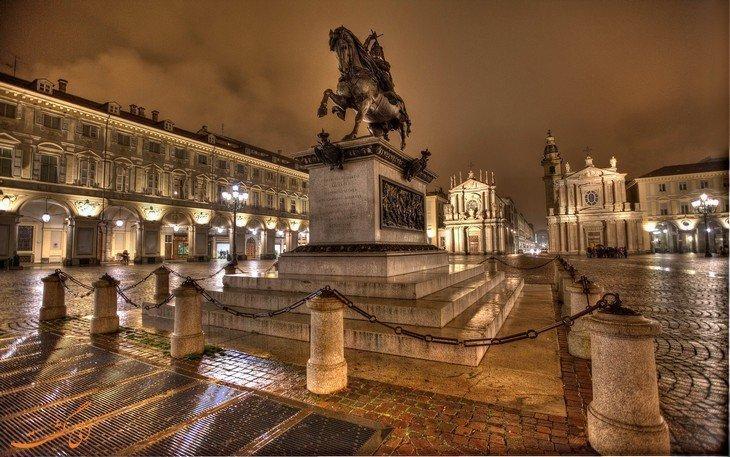 9 جاذبه گردشگری در تورین ایتالیا
