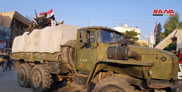 درگیری شدید ارتش سوریه و ترکیه در ریف راس العین