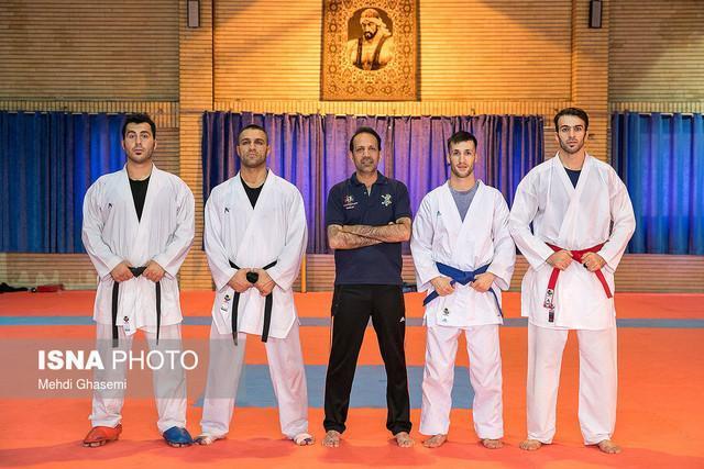 رهنما: تیم ملی کاراته متوازن ترین تیم جاکارتا است