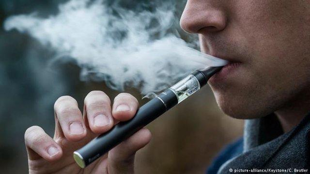 تاثیر سیگار های الکترونیکی بر سلامت قلب