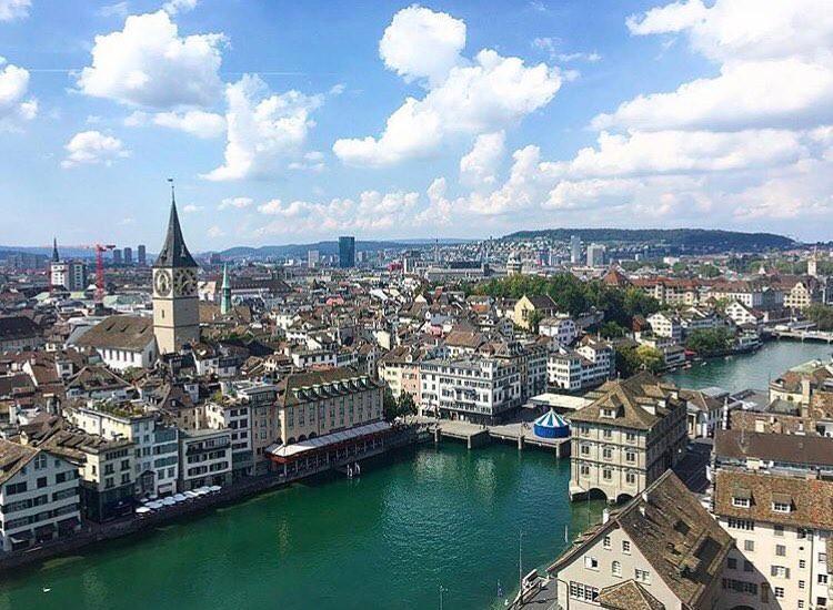 با شهر زیبای زوریخ بهتر آشنا شوید