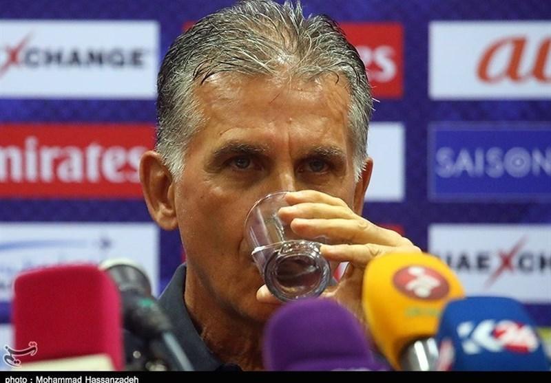 کی روش: بازی در سرمبان نه به سود ماست، نه سوری ها و نه حتی فیفا، می خواهم تا سرانجام جام جهانی به کارم ادامه دهم