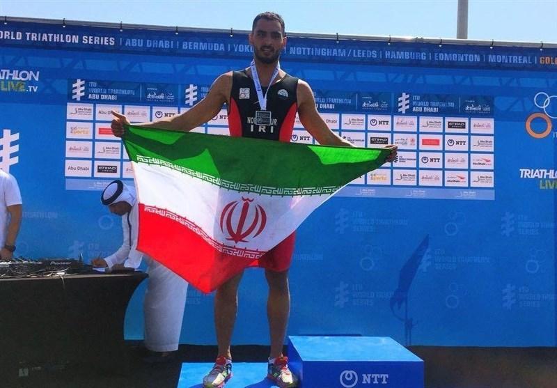 نوبری پور نماینده سه گانه ایران در بازی های آسیایی شد