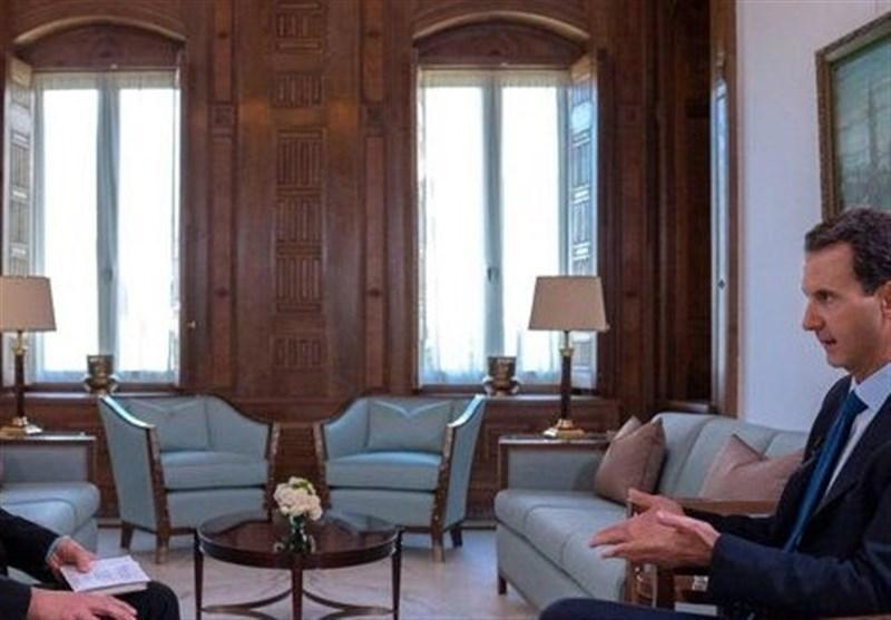 اسد: حمایت ایران تلفات جنگ سوریه را کاهش داد ، داعش ساخته آمریکا است