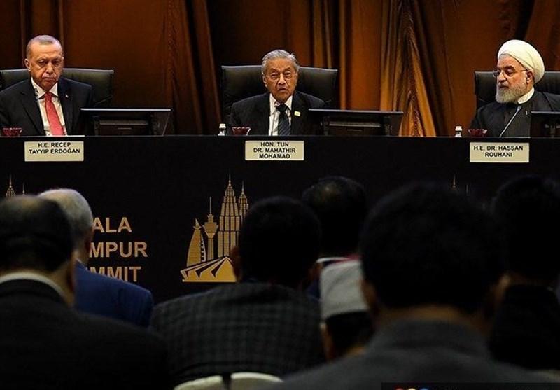 گزارش، نشست مالزی و نقش برجسته ایران و ترکیه همزمان با انفعال عربستان