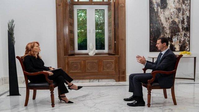 اسد: از ملاقات با اردوغان متنفرم