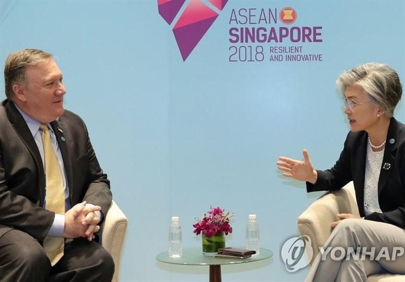 گفتگوی آمریکا و کره جنوبی درباره پیونگ یانگ و حادثه نفتکش ها در دریای عمان