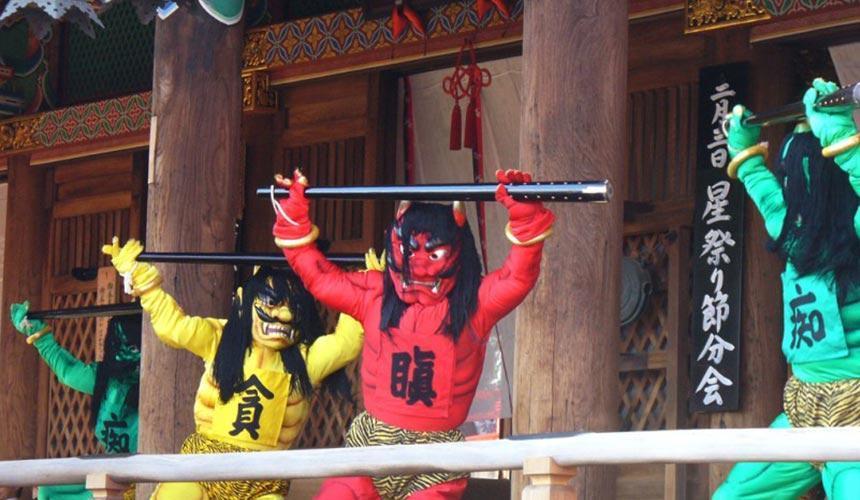 معروف ترین فستیوال های ژاپن کدام اند؟