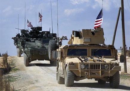 انتقال بیش از 300 کامیون سلاح آمریکایی از عراق به سوریه