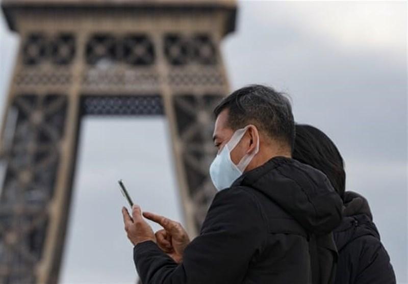 مرگ 108 نفر از مبتلایان به کرونا در فرانسه طی 24 ساعت گذشته ، آمار مبتلایان به 11 هزار نفر رسید