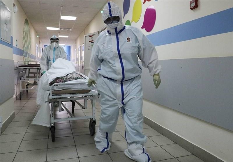 روسیه از لحاظ تعداد مبتلایان به کرونا به صندلی سوم دنیا رسید